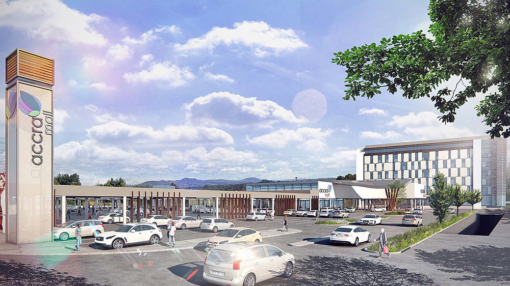 Accra Mall Extension Atterbury