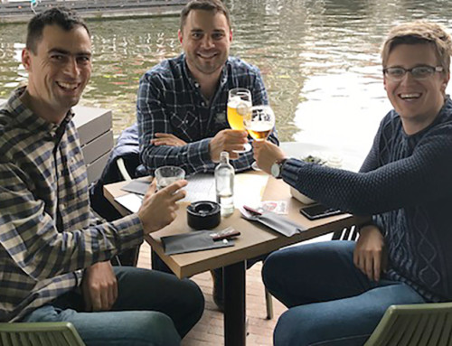 Catch-up with team Europe