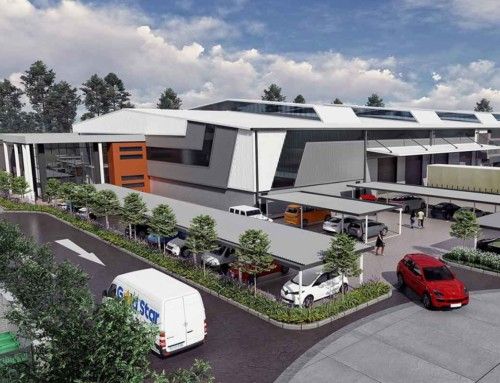 Atterbury signs CooperVision for its prime Randport Industrial Park development