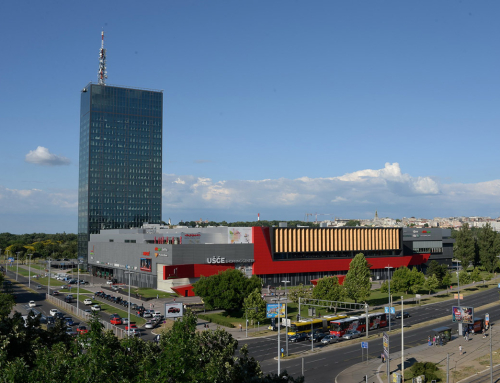 Ušće Shopping Centre – Belgrade