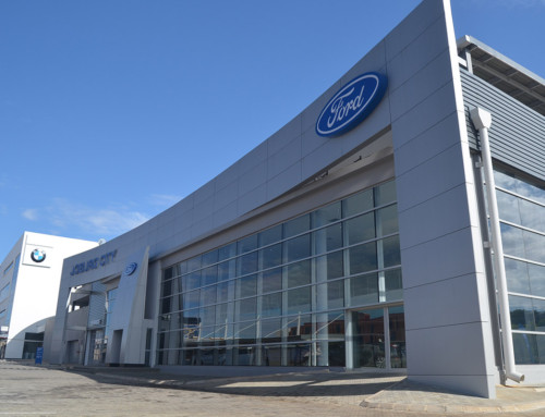 Newtown Dealerships: Ford