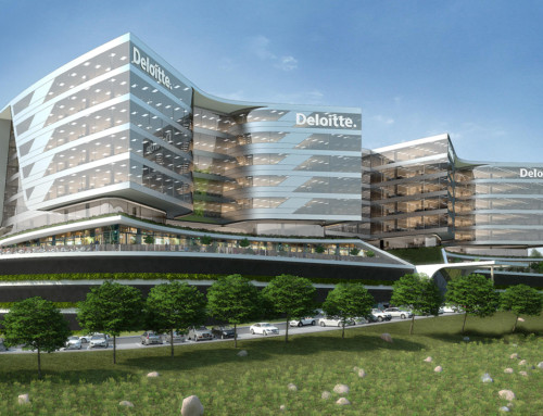 All systems go on Deloitte Africa HQ