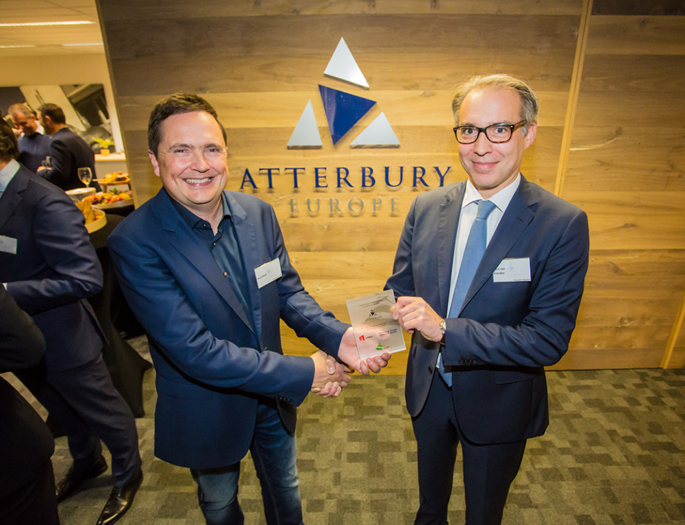 New European headquarters in Leiden for South African property developer Atterbury