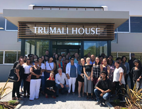 Atterbury's Stellenbosch Trumali House offices become the new HQ of Hungry Lion