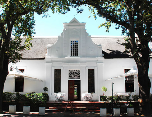 A heritage home for Atterbury Western Cape