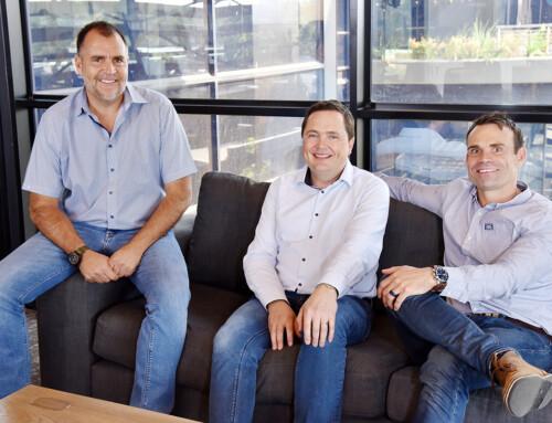 Executive management transition at Atterbury