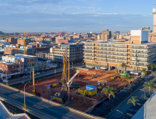 Divercity's Jewel City project brings six Joburg CBD blocks to life with strategic urban rejuvenation