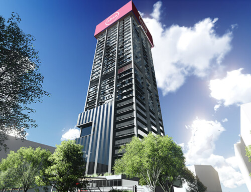 Towers Main transfers to Divercity and exciting redevelopment begins