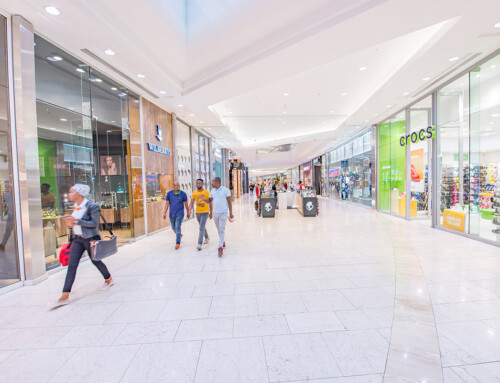 How Fatti's tech helps mall managers